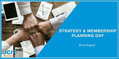 Strategy & Membership  Planning Day tickets