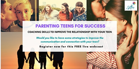 Parenting Teens for Success 4 tickets