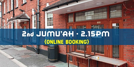 2nd Jumu'ah Prayer| 2:15PM | 7th August | Tamil  Ash-Sheikh Anas Cassim tickets