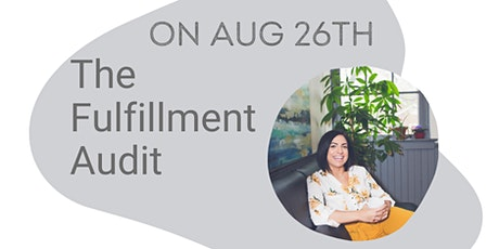 The Fulfillment Audit tickets