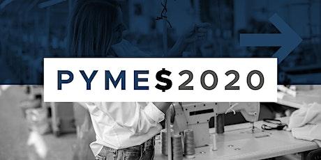 PYMES2020 entradas