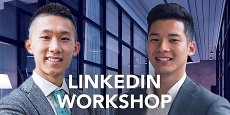 LinkedIn Workshop - Supercharge your Profile and Build your Network tickets
