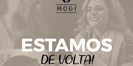 CULTO PRESENCIAL ICM MOGI - Domingo Noite ingressos