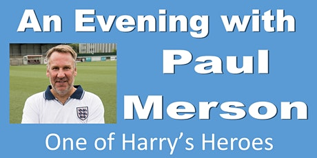 PAUL MERSON @ The Rocks! tickets