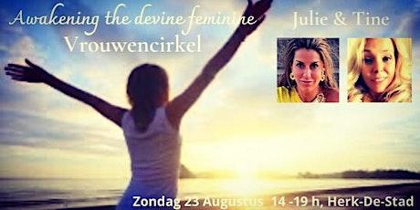 Vrouwencirkel : Awaken the devine feminine tickets