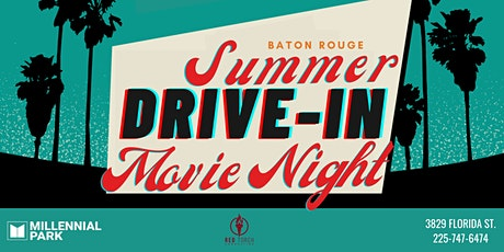 Summer Drive-In Movie Night At Millennial Park tickets