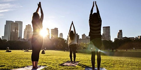 Yoga In The Park - Open Vinyasa Central Park tickets