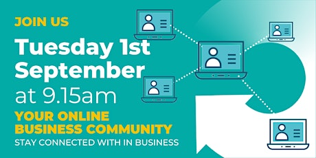 Online Business Networking Community Event tickets