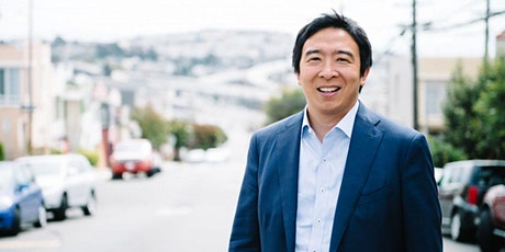Virtual Event: Andrew Yang on a Nation in Crisis tickets