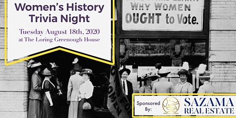 Celebrate 100! Women's History Trivia Night tickets