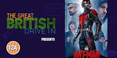 Antman (Doors Open at 19:00) tickets