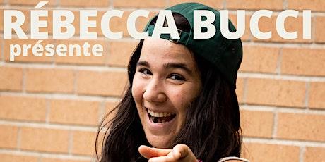 Rebecca Bucci tickets