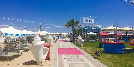 Public Speaking in Spiaggia al  TIKI Bagno 26 biglietti