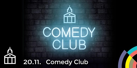 Comedy Club with Band Wagon tickets
