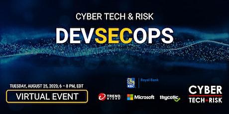 Cyber Tech & Risk - DevSecOps tickets