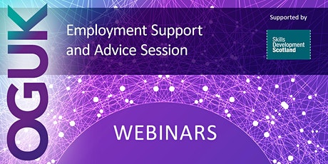 Employment Support and Advice Session tickets