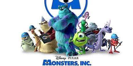 Peachy Cinema Monsters Inc (U) tickets