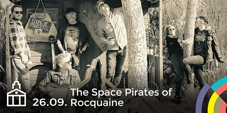 Space Pirates of Rocquaine tickets