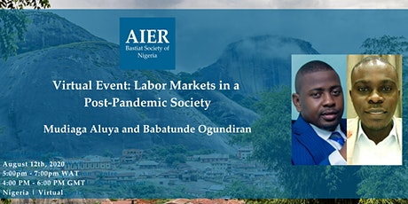 Nigeria: Labor Markets in a Post-Pandemic Society tickets