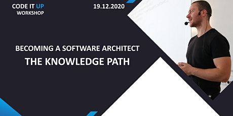Becoming a Software Architect - Code It Up Workshop Vol. 5 tickets