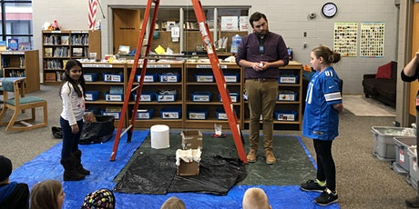 Science on Saturday: Naked Egg Drop (Grades 5-6) tickets