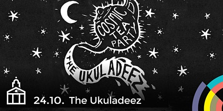 The Ukuladeez' Cosmic Tea Party tickets