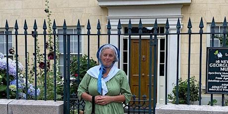 16 New Street Costumed Walking Tour of St Helier tickets