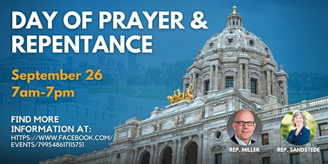 Day of Prayer and Repentance tickets