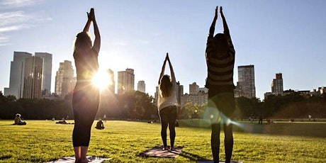 Yoga In The Park  - Open Vinyasa Washington Square Park tickets