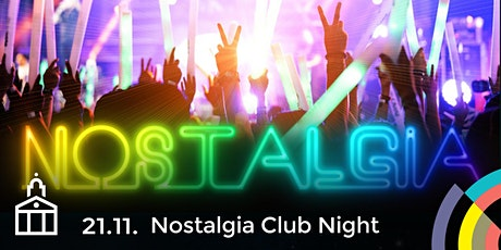 Nostalgia Club Night tickets
