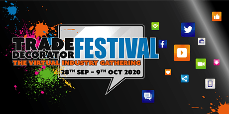 Trade Decorator Festival tickets