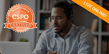 Certified Scrum Product Owner (CSPO) + Innovation Games® - Charlotte tickets