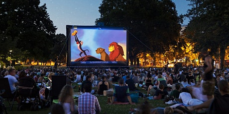 Freshers' 2020: Outdoor Cinema tickets
