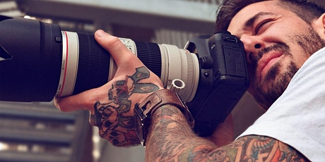 Workshop am Open Day: Fotografieren im prof. Studio Tickets