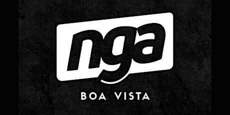 NGA (12 aos 17 anos) Ceia Presencial - Fase 1 ingressos