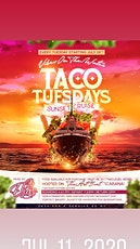Vibes on the water Taco Tuesday Sunset cruise tickets