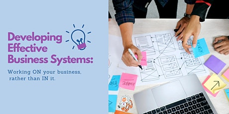 Developing Effective Business Systems tickets