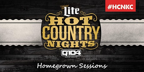 Hot Country Nights Homegrown - Tate Stevens tickets