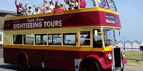 Freshers' 2020: Open Top Bus Tours of the City tickets