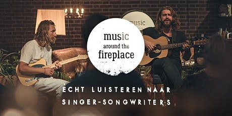 Music around the fireplace╳VALENTINO.╳Eva van Pelt╳Feitenfabriek tickets