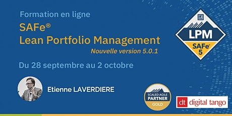 SAFe® Lean Portfolio Management 5.0.1 billets