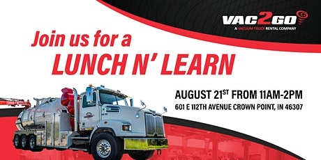 Vac2Go Crown Point Lunch N' Learn tickets