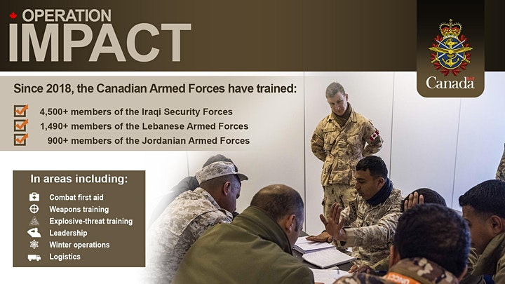 Operation Impact: Examining Canada's Engagement in The Middle East image