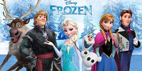 Peachy Cinema Frozen (PG) tickets