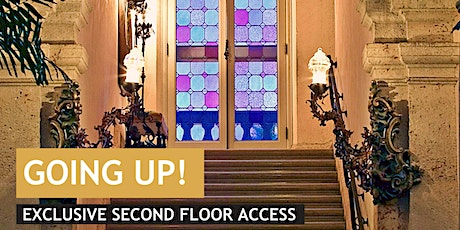 Going Up: Main House Second Floor | Vizcaya Behind-the-Scenes tickets
