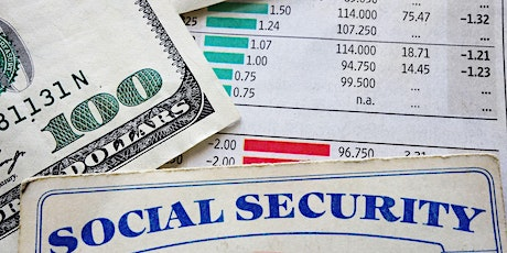 How to Optimize Social Security - ZOOM Meeting tickets