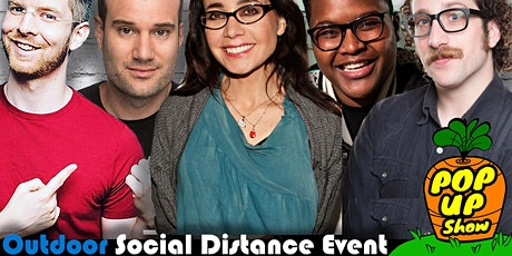 Outdoor Social Distance Comedy Show! tickets