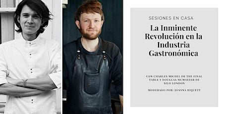 La inminente revolución en la industria gastronómica tickets