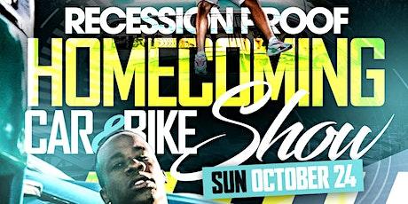 Yo Gotti : Reccession Proof Homecoming Car and Bike Show Saturday Oct. 24 tickets