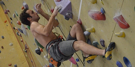 Climbing workshop GSAC tickets